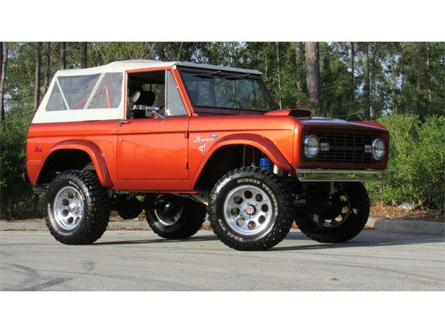 1972 Ford Bronco | 896931