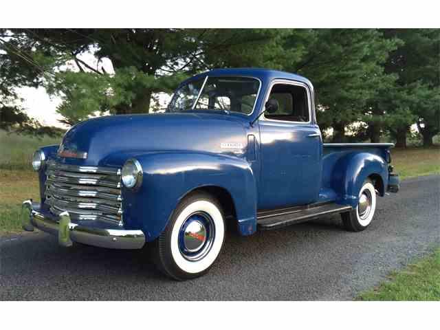 1950 Chevrolet 3100   896935