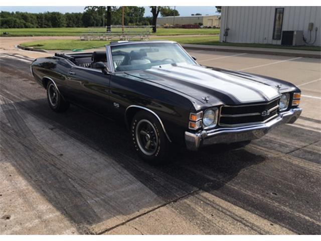 1971 Chevrolet Chevelle SS | 890694