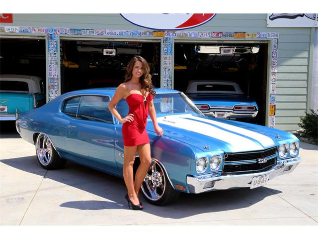 1970 Chevrolet Chevelle SS | 896953
