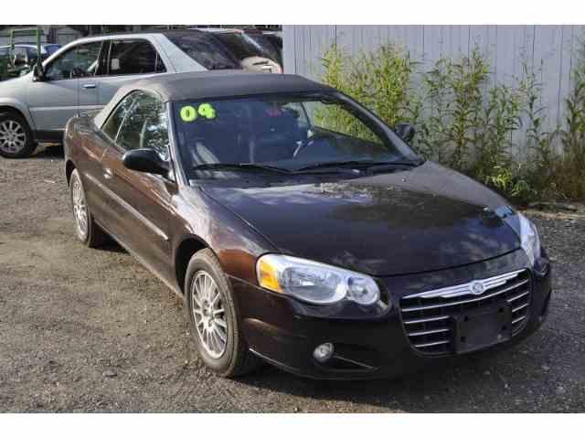 2004 Chrysler Sebring | 896966
