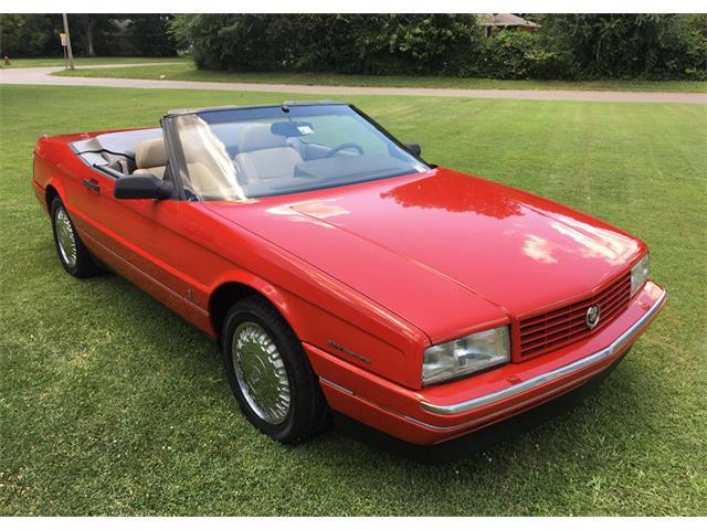 1993 Cadillac Allante | 890697