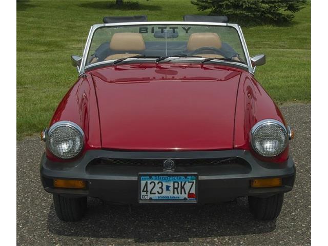 1978 MG Midget | 896970