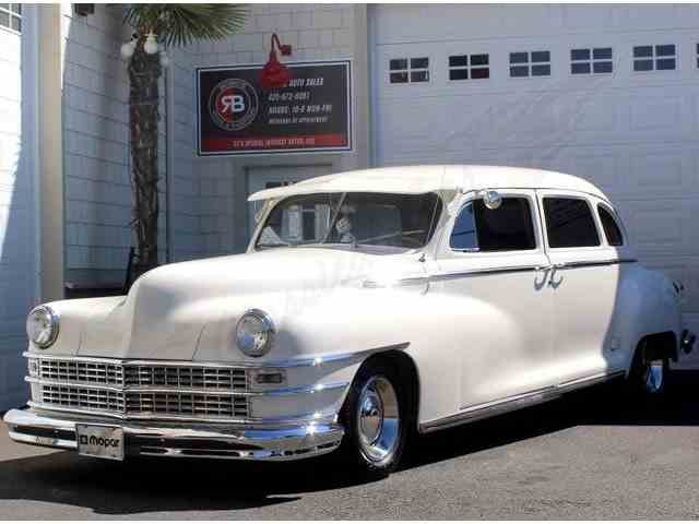 1948 CHRYSLER WINDSOR SERIES LIMOUSINE | 896975
