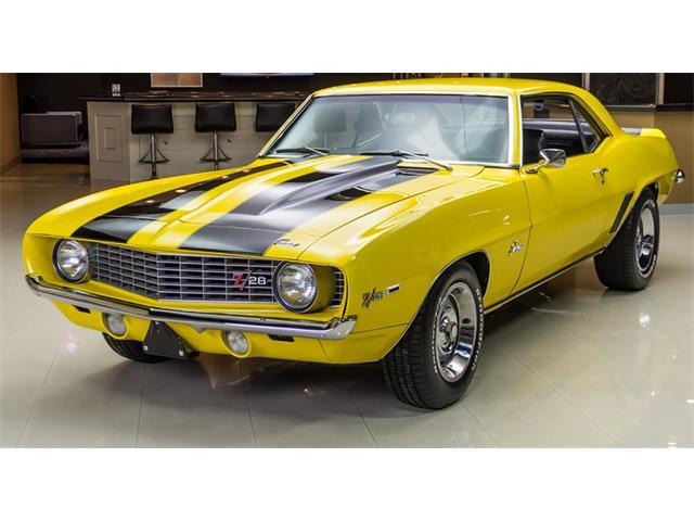 1969 Chevrolet Camaro | 890698