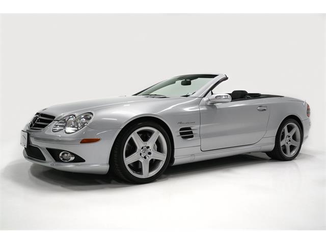 2007 Mercedes-Benz SL 55 | 896980
