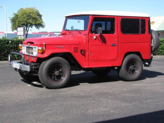 1979 Toyota Land Cruiser BJ | 896981