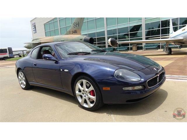 2004 Maserati Coupe | 896989