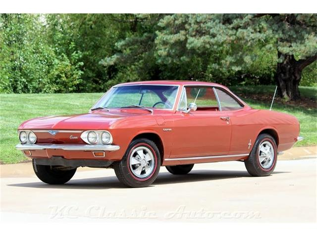 1966 Chevrolet Corvair Corsa 4spd | 896991