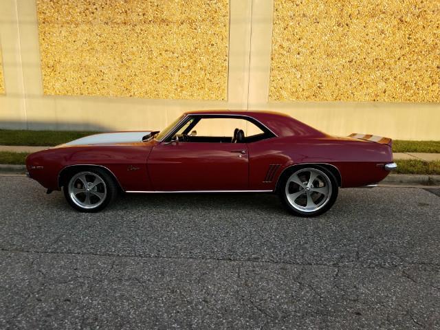 1969 Chevrolet Camaro | 896992