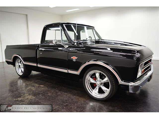 1967 Chevrolet C/K 10 | 896994