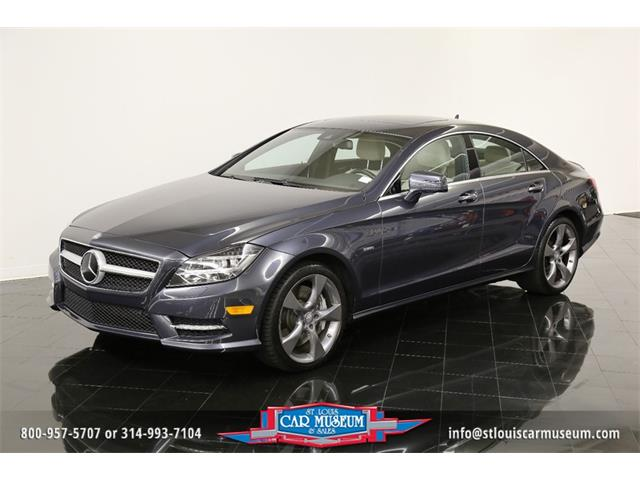 2012 Mercedes-Benz CLS550 4Matic Launch Edition | 896998