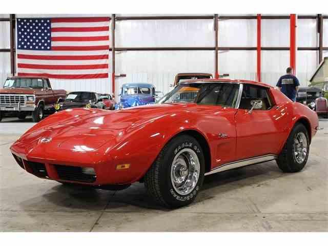 1973 Chevrolet Corvette | 897000