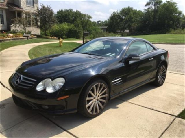 2003 Mercedes-Benz SL500 | 897003