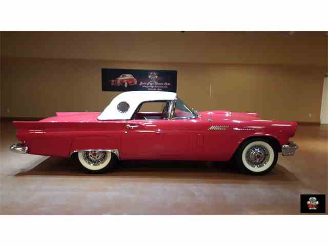 1957 Ford Thunderbird | 897011