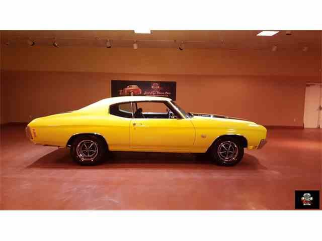 1970 Chevrolet Chevelle SS | 897012