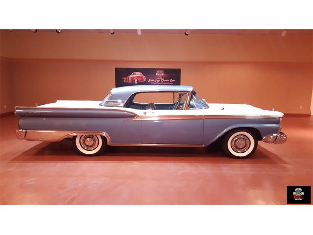 1959 Ford Fairlane Galaxy / Skyliner | 897014