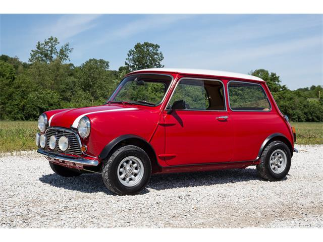 1967 Austin Mini Cooper | 897017