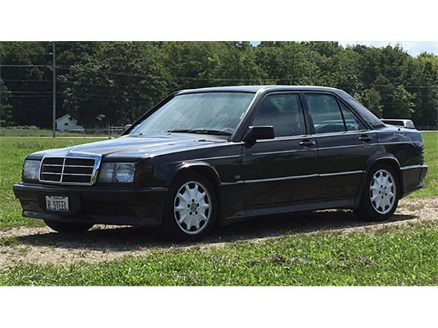"1987 Mercedes-Benz 190E 2.3-16V ""Cosworth"" Sedan 