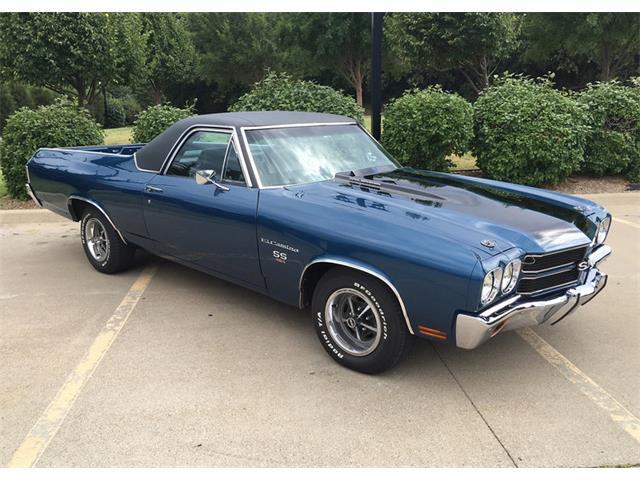 1970 Chevrolet El Camino SS | 890703