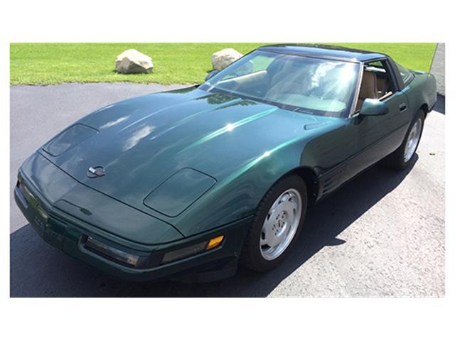 1994 Chevrolet Corvette   897031
