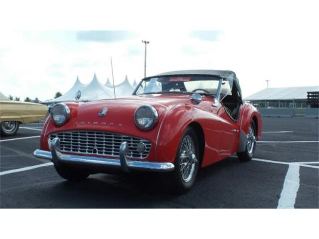 1961 Triumph TR3 | 897055