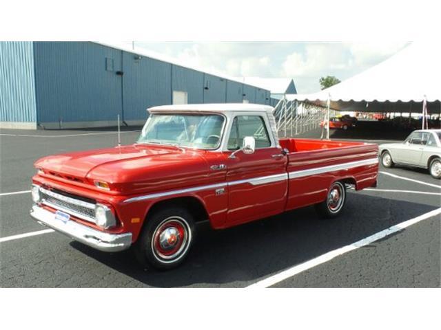 1966 Chevrolet C10 1/2-Ton Pickup | 897064