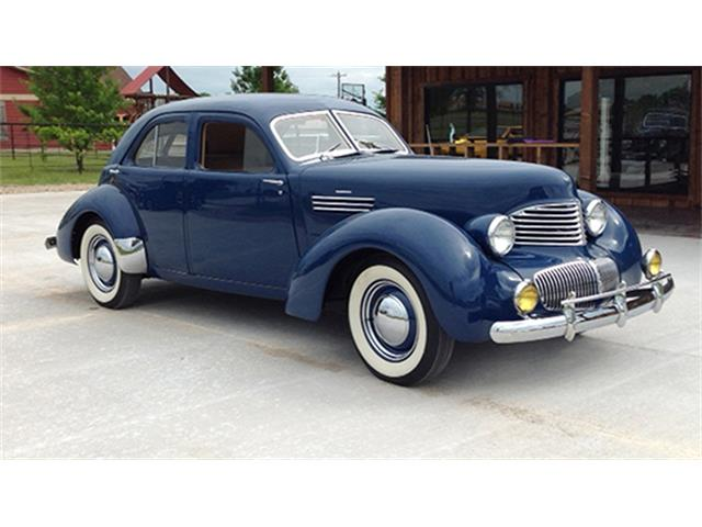 1941 Graham Hollywood Four-Door Sedan | 897066