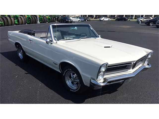 1965 Pontiac LeMans Convertible Custom | 897068