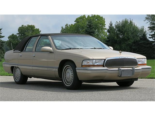 1996 Buick Roadmaster 'Collector's Edition' Sedan | 897069