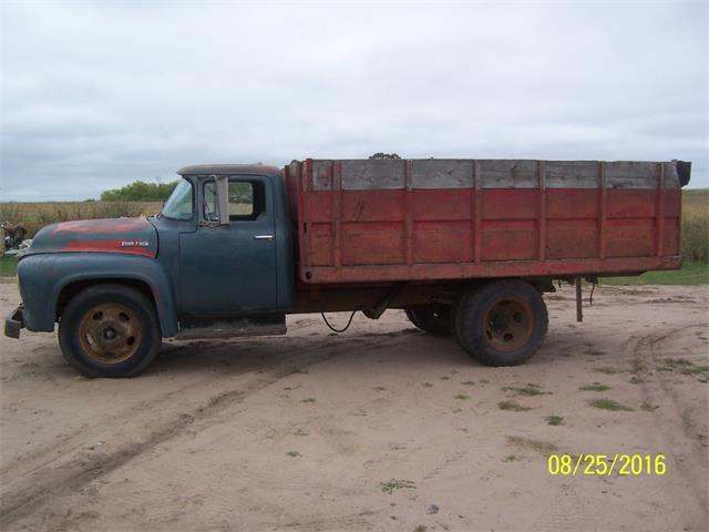 1956 Ford F600 | 897076