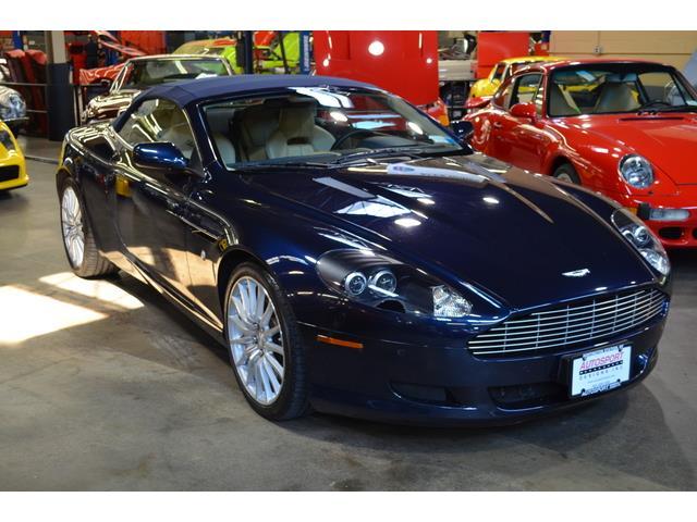 2007 Aston Martin DB9 | 897090