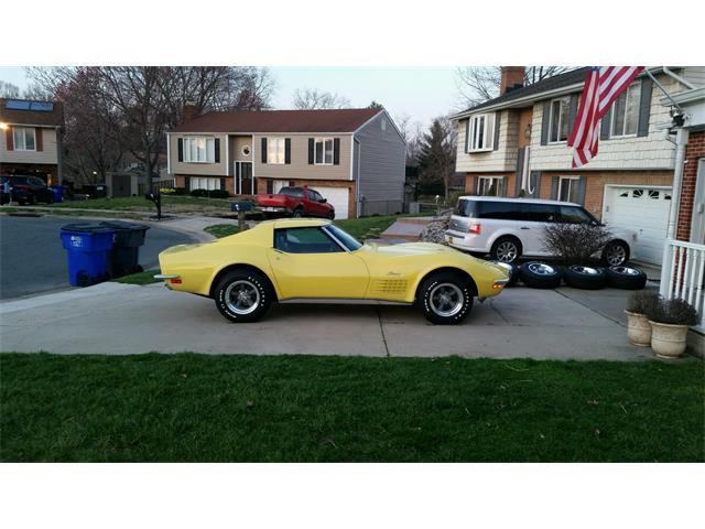 1970 Chevrolet Corvette | 897096