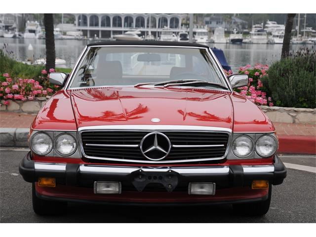 1986 Mercedes-Benz 560SL | 897097