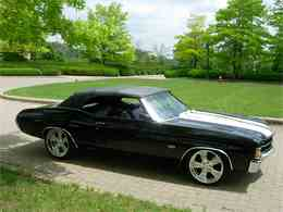 1971 Chevrolet Chevelle SS for Sale - CC-897104