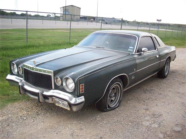 1976 Chrysler Cordoba | 897114