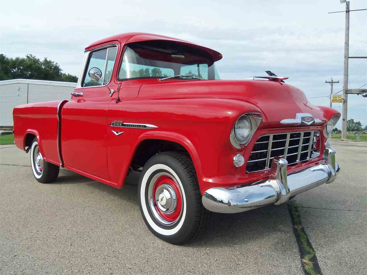 1956 Chevrolet Pickup for Sale on ClassicCars.com