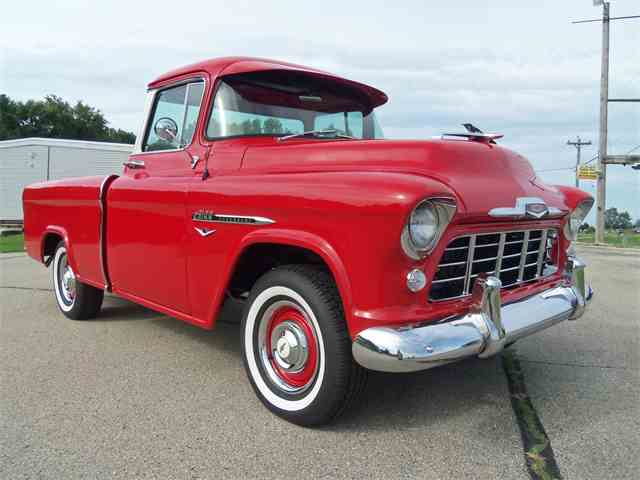 1956 Chevrolet 3100 Cameo Pickup | 897115