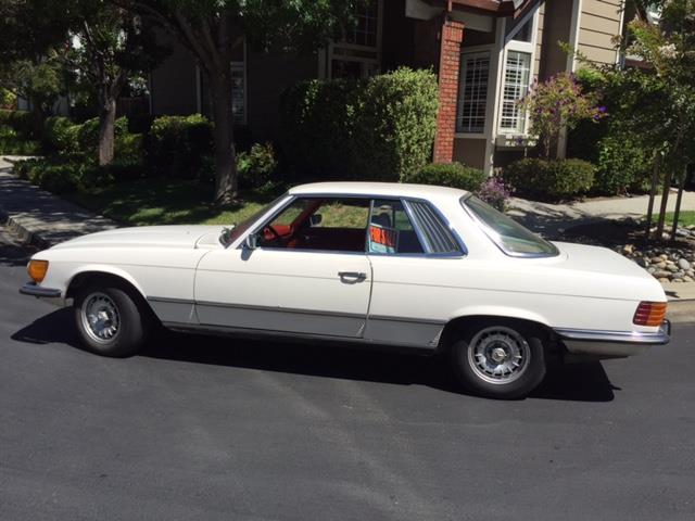 1973 Mercedes-Benz 450SLC | 897116