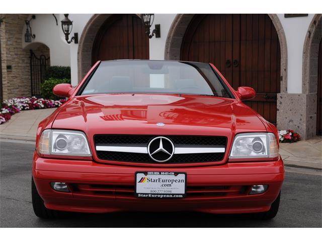 2000 Mercedes-Benz SL500 | 897121