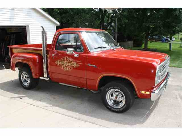 1979 Dodge Little Red Express | 897127