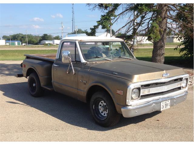 1970 Chevrolet C/K 10 | 897130