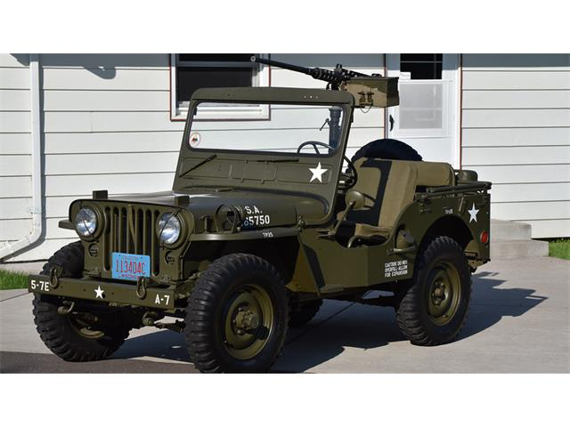 1952 Willys Jeep | 897135