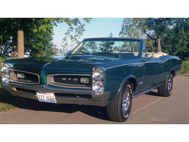 1966 Pontiac GTO | 897138
