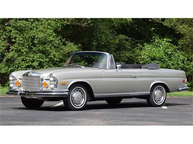 1971 Mercedes-Benz 280SE 3.5 Cabriolet | 890714
