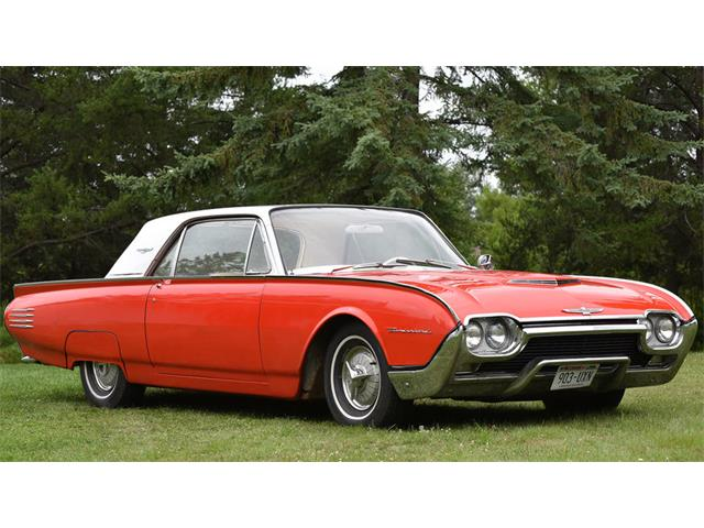 1961 Ford Thunderbird | 897140
