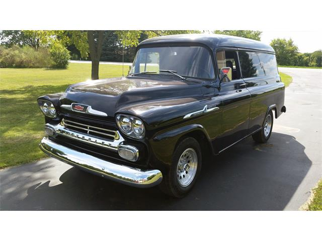1958 Chevrolet Apache | 897141