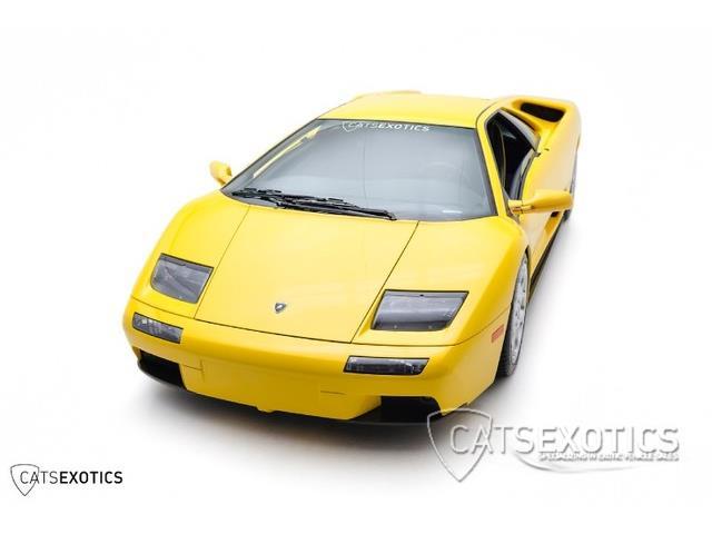 2001 Lamborghini Diablo | 897168