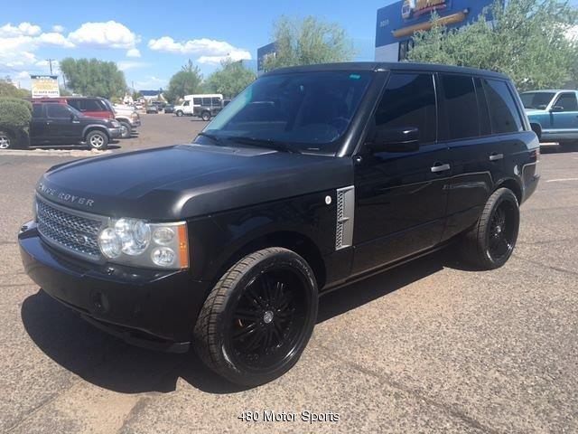 2008 Land Rover Range Rover | 890719