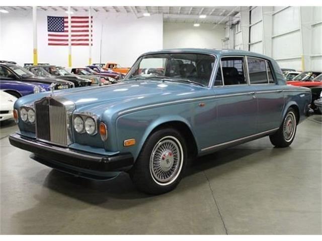 1978 Rolls-Royce Silver Shadow II | 897205